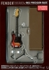 Fender - Artbook - The Best Collection: 1962 Precision Bass & Brown Tolex Case