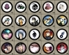 Air Gear Buttons