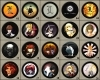 Death Note Buttons