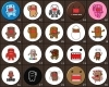 Domo Buttons