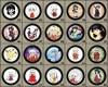 Inuyasha Buttons