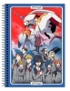Darling in the Franxx - Caderno Capa Dura 96 Folhas - 004