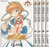 Angelic Layer - Manga - Set Completo (05 volumes)