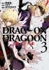 Drag-On Dragoon Shi ni Itaru Aka - Manga - Vol.03