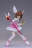Card Captor Sakura - Figura - Special Figure: Sakura Cheerful Pink Ver.