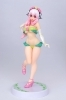 Super Sonico - Figura - Summer Princess Special Figure: Sonico Green Ver.