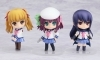 Angel Beats! - Gashapon - Petit Nendoroid #01 Set