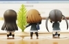 K-On! - Gashapon - Petit Nendoroid Set TBSishop & Lawson Limited Ver.